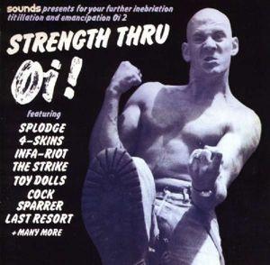 Strenght Thru Oi!, Diverse Interpreten