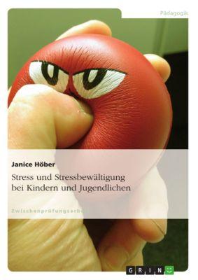 Stress und Stressbewältigung bei Kindern und Jugendlichen, Janice Höber