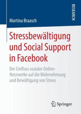 Stressbewältigung und Social Support in Facebook - Martina Braasch pdf epub