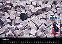 Strick-Blues (Wandkalender 2019 DIN A2 quer) - Produktdetailbild 3