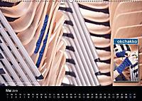 Strick-Blues (Wandkalender 2019 DIN A2 quer) - Produktdetailbild 5