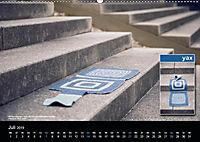 Strick-Blues (Wandkalender 2019 DIN A2 quer) - Produktdetailbild 7