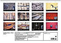 Strick-Blues (Wandkalender 2019 DIN A2 quer) - Produktdetailbild 13