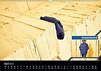 Strick-Blues (Wandkalender 2019 DIN A2 quer) - Produktdetailbild 4