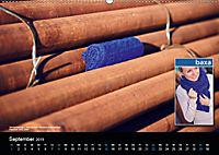 Strick-Blues (Wandkalender 2019 DIN A2 quer) - Produktdetailbild 9