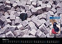Strick-Blues (Wandkalender 2019 DIN A3 quer) - Produktdetailbild 3