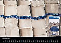 Strick-Blues (Wandkalender 2019 DIN A3 quer) - Produktdetailbild 2