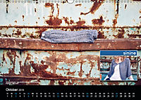 Strick-Blues (Wandkalender 2019 DIN A3 quer) - Produktdetailbild 10