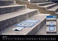 Strick-Blues (Wandkalender 2019 DIN A3 quer) - Produktdetailbild 7