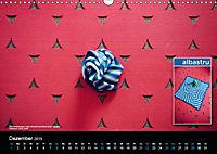 Strick-Blues (Wandkalender 2019 DIN A3 quer) - Produktdetailbild 12