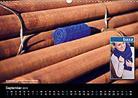 Strick-Blues (Wandkalender 2019 DIN A3 quer) - Produktdetailbild 9