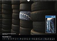 Strick-Blues (Wandkalender 2019 DIN A3 quer) - Produktdetailbild 11