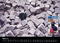 Strick-Blues (Wandkalender 2019 DIN A4 quer) - Produktdetailbild 3