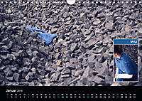 Strick-Blues (Wandkalender 2019 DIN A4 quer) - Produktdetailbild 1
