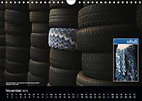 Strick-Blues (Wandkalender 2019 DIN A4 quer) - Produktdetailbild 11