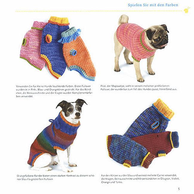 Strickideen Fur Den Hund Buch Portofrei Bei Weltbild De Bestellen