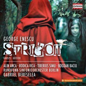 Strigoii/Geister, Bebeselea, Rundfunk-Sinfonieorchester Berlin