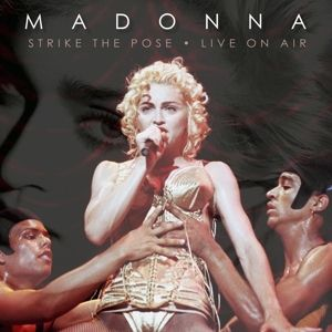 Strike The Pose-Live On Air, Madonna