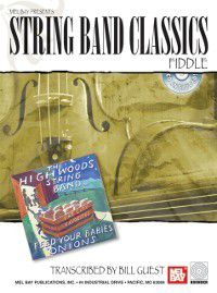 String Band Classics - Fiddle, Bill Guest