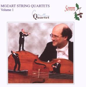 String Quartets Vol.1, The Coull Quartet