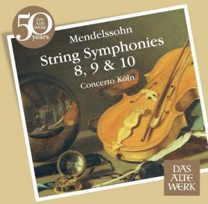 String Sinfonien 8-10, Cok