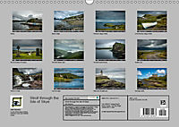 Stroll through the Isle of Skye (Wall Calendar 2019 DIN A3 Landscape) - Produktdetailbild 13