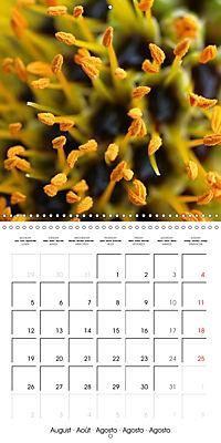 Structure of life (Wall Calendar 2019 300 × 300 mm Square) - Produktdetailbild 8