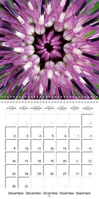 Structure of life (Wall Calendar 2019 300 × 300 mm Square) - Produktdetailbild 12