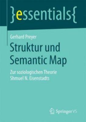 Struktur und Semantic Map, Gerhard Preyer