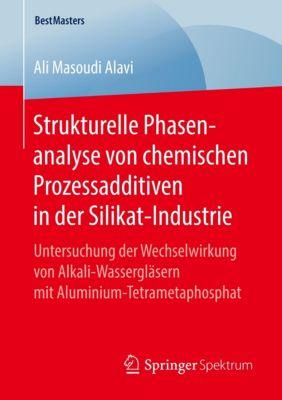 Strukturelle Phasenanalyse von chemischen Prozessadditiven in der Silikat-Industrie - Ali Masoudi Alavi pdf epub