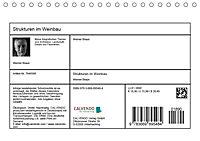 Strukturen im Weinbau (Tischkalender 2019 DIN A5 quer) - Produktdetailbild 13