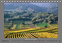 Strukturen im Weinbau (Tischkalender 2019 DIN A5 quer) - Produktdetailbild 9