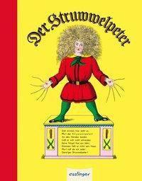 Struwwelpeter, Mini-Ausgabe, Heinrich Hoffmann