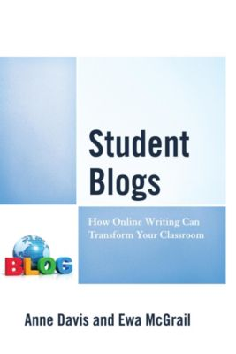 Student Blogs, Anne Davis, Ewa McGrail