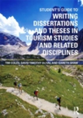 writing dissertations and theses As a graduation requirement, all graduate dissertations and theses must be   students writing a thesis/dissertation should be extremely conscientious in their.