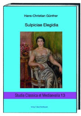 Studia Classica et Mediaevalia: Sulpiciae Elegidia