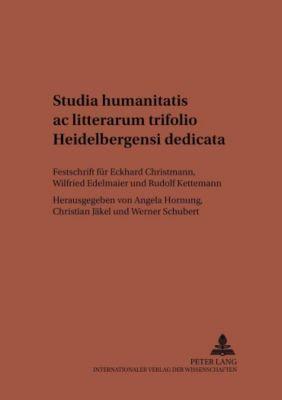 Studia Humanitatis ac Litterarum Trifolio Heidelbergensi dedicata
