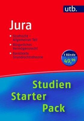 Studien-Starter-Pack Jura, Johannes Kaspar, Christian Deckenbrock, Clemens Höpfner, Ino Augsberg