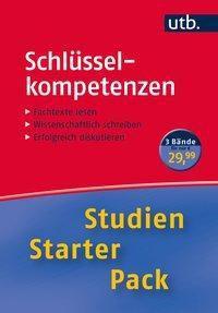 Studien-Starter-Pack - Schlüsselkompetenzen, Ulrike Lange, Helga Esselborn-Krumbiegel, Markus Herrmann
