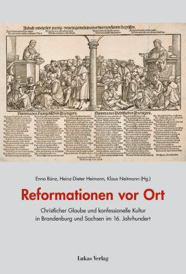 Studien zur brandenburgischen und vergleichenden Landesgeschichte: Reformationen vor Ort