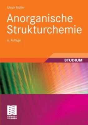Studienbücher Chemie: Anorganische Strukturchemie, Ulrich Müller