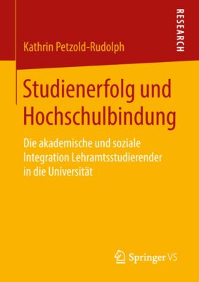 Studienerfolg und Hochschulbindung, Kathrin Petzold-Rudolph
