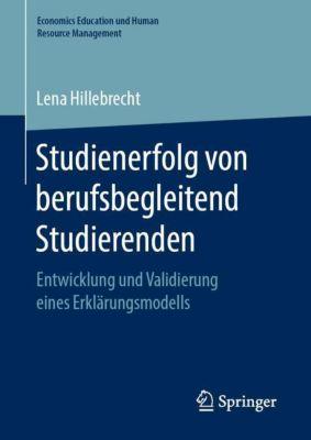 Studienerfolg von berufsbegleitend Studierenden - Lena Hillebrecht pdf epub