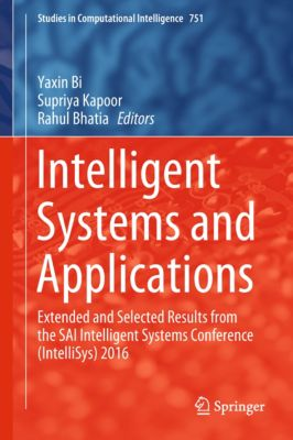 Studies in Computational Intelligence: Intelligent Systems and Applications