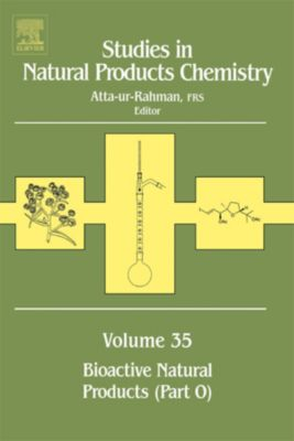 Studies in Natural Products Chemistry: Studies in Natural Products Chemistry, Atta-ur-Rahman