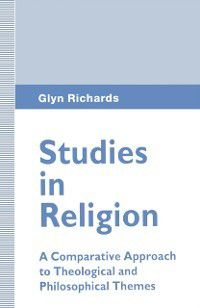 Studies in Religion, Glyn Richards
