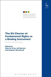 Studies of the Oxford Institute of European and Comparative Law: EU Charter of Fundamental Rights as a Binding Instrument