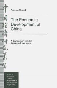 Studies on the Chinese Economy: Economic Development of China, Ryoshin Minami, trans Wenran Jiang