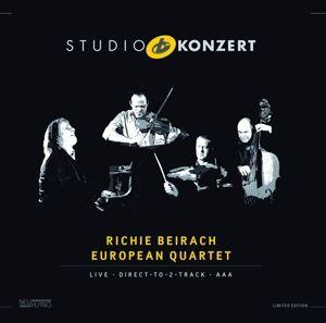 Studio Konzert (180g Vinyl Limited, Richie European Quartet Beirach