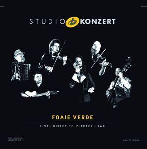 STUDIO KONZERT [180g Vinyl LIMITED, Foaie Verde